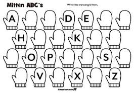 Choose another fun and educational activity to keep your kids busy. Winter Mittens Alphabet Coloring Activity By Maple Leaf Learning