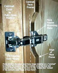 cabinet door hinges installation concealed kitchen cabinet hinges hinges for kitchen cabinets face frame cabinet