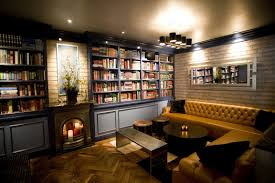 home library lighting. Home Library Design Apartment With Decorative Lighting - For Several Functions \u2013 VillazBeats.com I