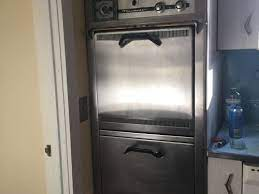 vintage thermador double oven replace