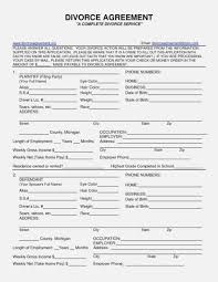 Invoice Papers Free Divorce Forms Filing In California Online Louisiana