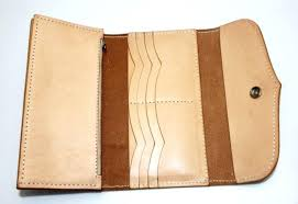 leather checkbook wallets custom handmade wallet womens