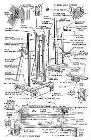 Easel Design Plans Image Result For Artist Easel Plans Easel Art Easel Diy