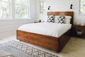 Winning Combination: Wood and White in the Bedroom