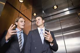 people talking in elevator. people talking in elevator t