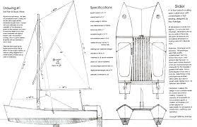 catamaran plans free wooden boat plans pdf how to diy