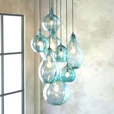 sea glass light sea glass chandelier sea glass chandelier sea blossom chandelier sea glass chandelier throughout sea glass