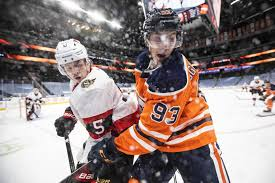 We're here to stay and we are here to win championships. Oilers Complete 2 Game Sweep Of Senators With 4 2 Win
