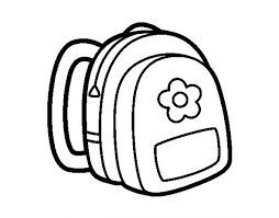 Small Picture Backpack Coloring Page Coloring Pages Backpack Coloring Pages In