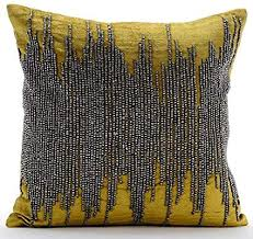 Chartreuse Pillows Decorative