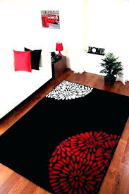 red and white area rug red and black area rug area rug red red black white red and white area rug