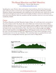 Nyc Marathon Elevation Chart The 15 Best Half Marathons In The World Europe Us And More