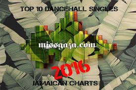 January 2016 Charts Top 10 Dancehall Singles Jamaican Charts January 2016