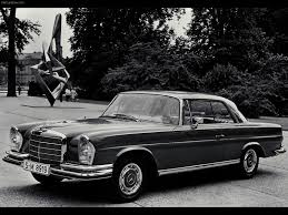 To match it has a great service history from mercedes and has many bills for work carried out on the car. Mercedes Benz 280 Se 3 5 Coupe 1969 Pictures Information Specs