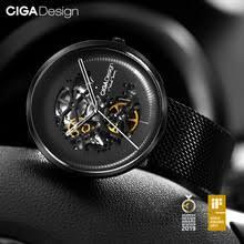 Мужские <b>механические часы Xiaomi</b> mijia CIGA, дизайнерские ...