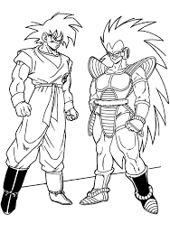 Dragon Ball Free Coloring Pages Printable Coloring Page For Kids