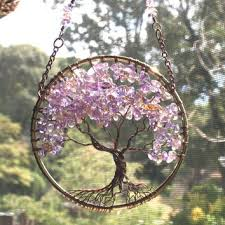 Dream Catcher With Crystals Shop Ametrine Crystals On Wanelo 42