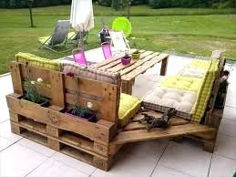 turning pallets into furniture. Turning Pallets Into Furniture Turn Pallet Garden Wood Wooden Patio R