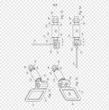 Design Of Lacing And Battens Drawing Car Diagram Design Png Pngwave