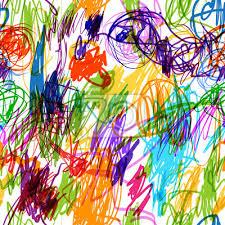Risultati immagini per scarabocchi bambini immagini