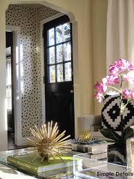 Cheetah Print Decor Simple Details Diy Tanzania Wallpaper Knock Offi Want To Do