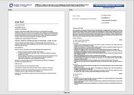 Resume Cv Inspiration Resume Writing Services The Resume Center