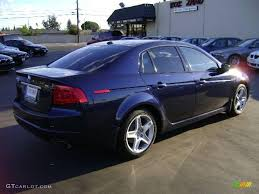 Picture No.1 of 2 - 2004 Abyss Blue Pearl Acura TL 3.2 #1055712 ...