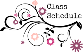 Image result for class schedule images