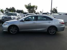 2017 Used Toyota Camry SE Automatic at Toyota of Surprise Serving ...