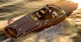 coeur customs wood boats a premier custom wood boat builder