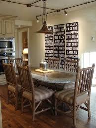 rustic dining room lighting. Modern Rustic Dining Room Lighting C