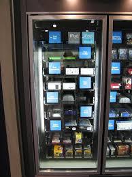 Ipod Vending Machine Locations Simple Vending Machines Now Selling IPods PinoyExchange