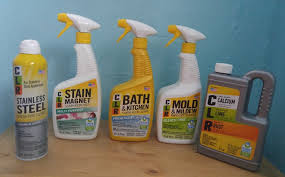 spring cleaning with clr products