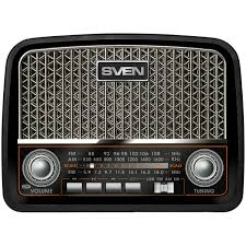 Купить <b>Радиоприемник Sven SRP-555</b> Black Silver в каталоге ...