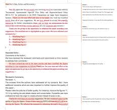 Sample English Editing Service