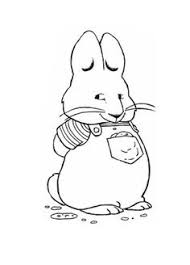 Small Picture Max and Ruby Coloring Pages Print Movies and TV Show Coloring