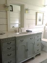 cottage style double bathroom vanity. design indulgence. cottage style bathroomsfarmhouse double bathroom vanity 7