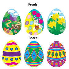 easter egg cut out. Fine Easter Club Pack Of 36 PrePackaged MultiColored Easter Egg Cutout Decorations 14 Throughout Cut Out T