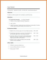Professional Skills Resume Inspiration 3120 Job Resume Pdf Job Resume Samples Professional Skills Resumes Job