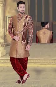 Groom Suit Designs India Indian Groom Wedding Dress Fashion Dresses
