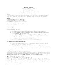 Functional Summary Resume Examples Functional Summary Examples ...