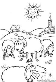 Small Picture Sheep coloring pages Hellokidscom