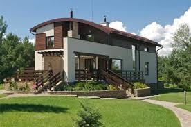 Small Picture house Landscape Design Contemporary Family House with Beautiful