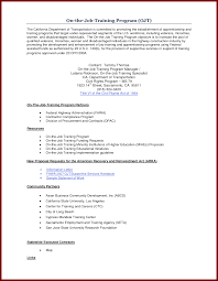 Formal Resume Format For Ojt New 7 Resume Examples For Ojt Students