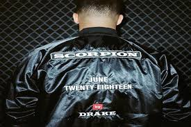 a complete list of the s sampled on scorpion drake scorpion artwork