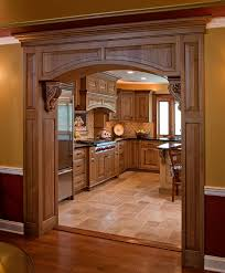 interior wooden arch designs