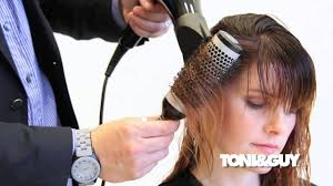 Best Brush For Bob Hairstyles The Perfect Blowdry Technique Ribboning With A Round Brush Youtube