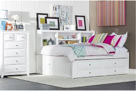 beautiful white full size trundle modern trundle s is also a with workstation desk captains king