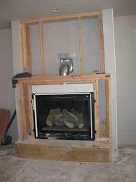 wonderful installing gas fireplace insert for home decor awesome how install cool replace with electric flameless
