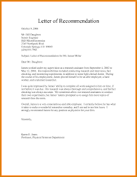 Letter Of Recommendation For Project Manager Ideas Collection Recommendation Letter Supervisor Position Crm